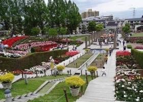Aramaki rose park